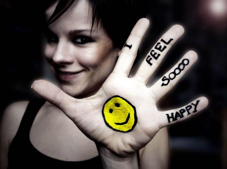 You should never be sad