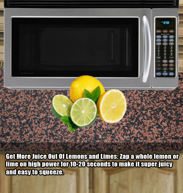 Get more juice out of your citrus.