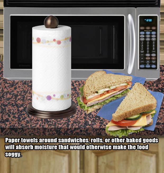 Keep bread nice and moist.