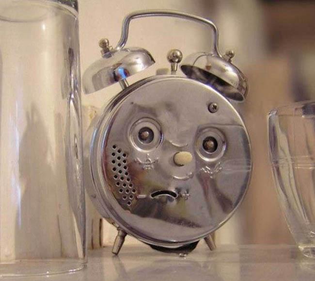 Confused Alarm Clock