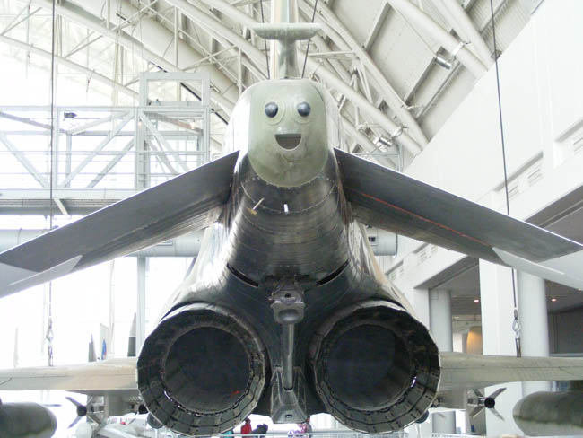 Everyday things with faces - pareidolia - World's Happiest Airplane