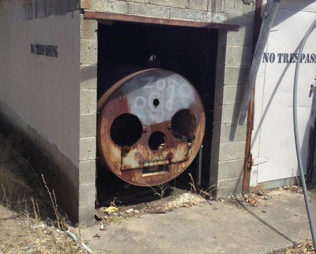 Meth Not Even Once Train