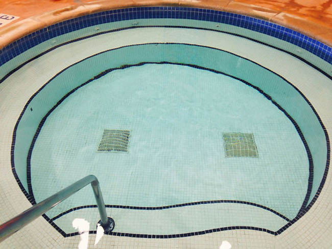 Laid Back Pool