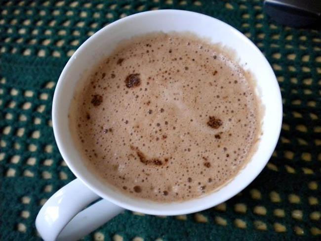 The Friendly Cappuccino