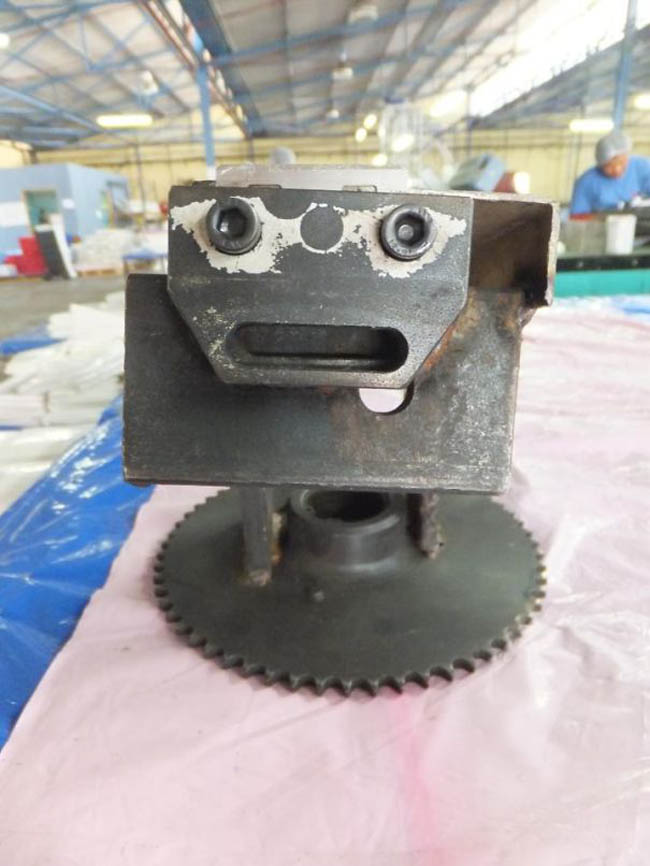 The Tape Dispenser At Our Factory Is Watching You