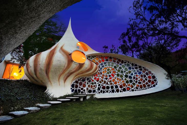 Nautilus House, Mexico City