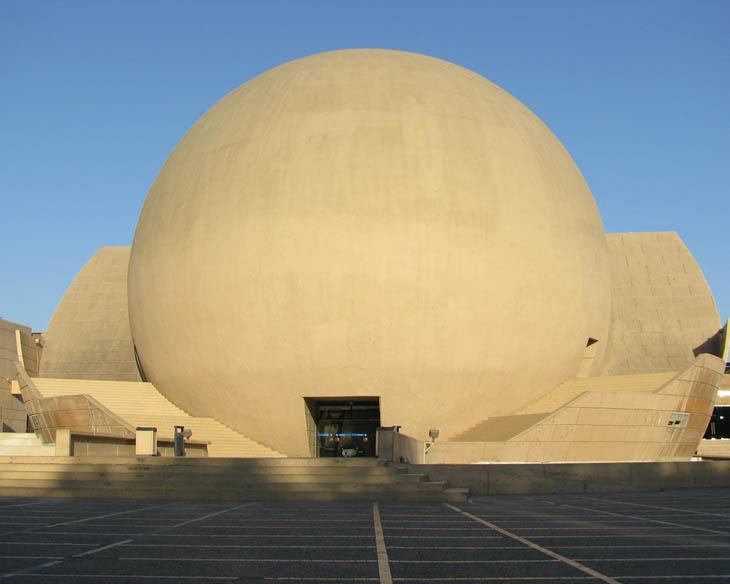 El Centro Cultural Tijuana, Tijuana, Mexico