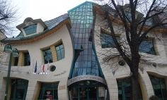 40 Most Unique And Weirdest Buildings From Around The World. #23 Is Totally Wicked!
