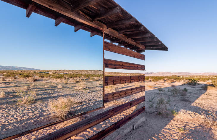 Lucid Stead is about tapping into the quiet and the pace of change of the desert.