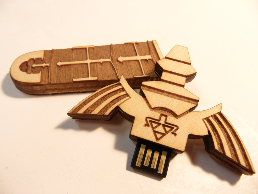 45 Funny And Cool USB Sticks For Technology Geeks!