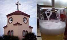 50 More Everyday Things With Faces That Are Prefect Examples Of Pareidolia.