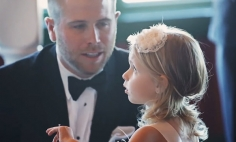 They're Taking Wedding Vows, Until He Turns To His Bride's Daughter And Says THIS!