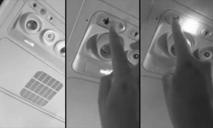 This Is For Those Who Doesn't Want To Get Bored On An Airplane. Wow!