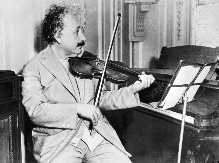 Weird urban myths - Albert Einstein had a plan B.