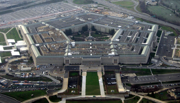 Weird urban myths - The Pentagon is prepared for zombies.