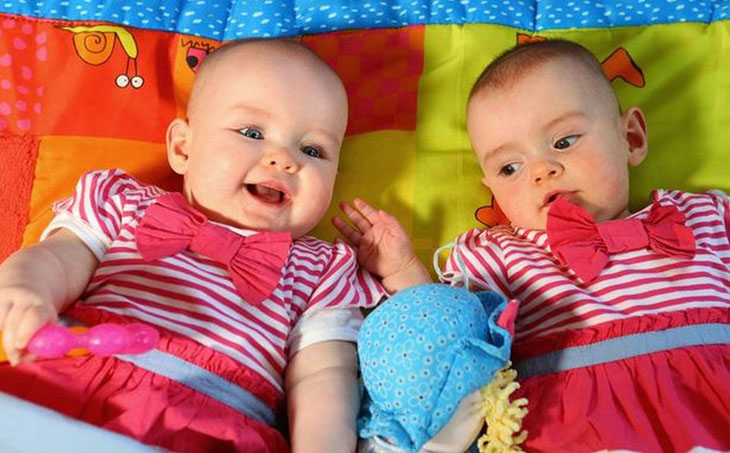 Weird urban myths - It's possible for one twin to be three months older than the other.