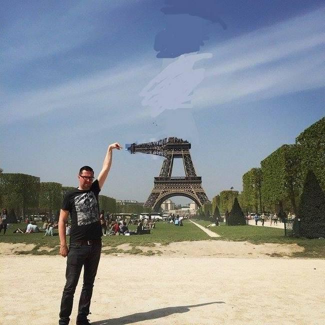 Bend it like Eiffel!
