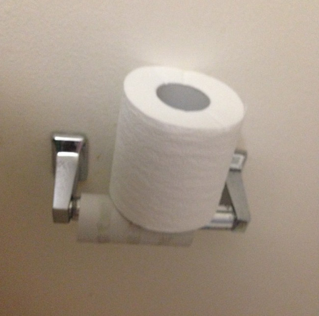 Roommates that do this.