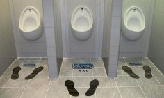 19 Creative Examples of Guerrilla Street Marketing. #12 Is A Big Shame!
