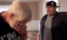 They Are Visiting An Empty House With Their Angry Dad. And Then? Grab The Tissues!