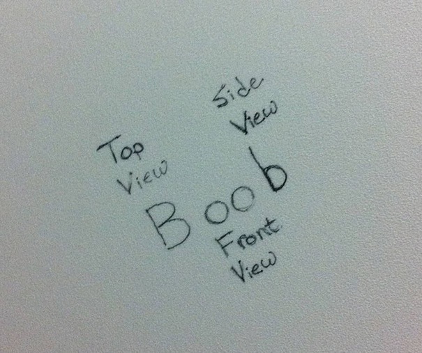 Bathroom Stall Poems the 20 most epic things ever written in bathroom stalls!