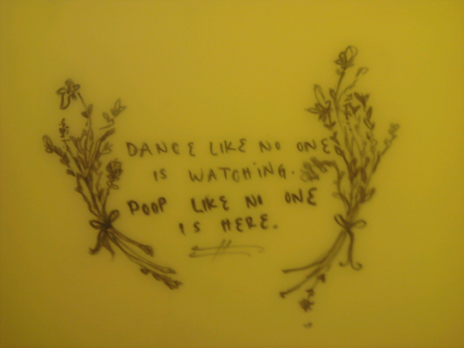 The Most Epic Things Ever Written In Bathroom Stalls - Bathroom poetry