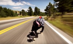 He's At 70 MPH And It's Looking Too Dangerous… Yet It's So Satisfying!