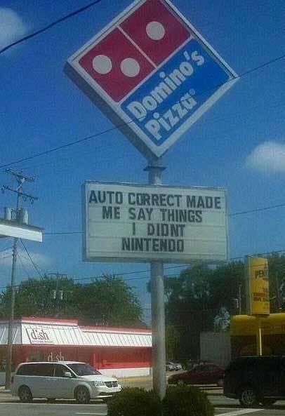 Silly autocorrect.