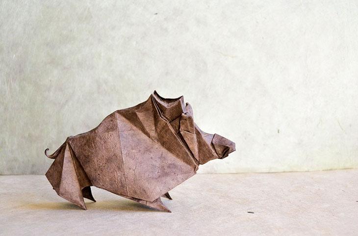 Beautiful Origami Paper Art