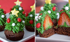 50 Creative Cupcakes Ideas For A Delicious Christmas… Foodies Will Appreciate #22.