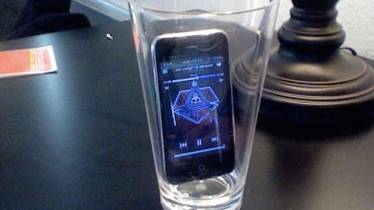 Amplify your phone's speaker sound.