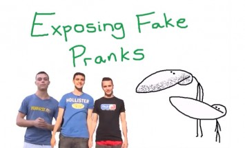 You Can't Expect Originality In Anything These Days… Not Even Pranks!