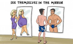 10+ Pics That Perfectly Sum Up The Differences Between Men And Women!