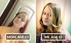60+ Pics That Prove Kids Are Totally A Clone Of Their Parents.