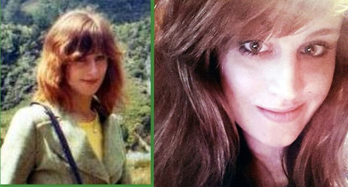 Me In 1978 And My Daughter 2012 Both Age 20