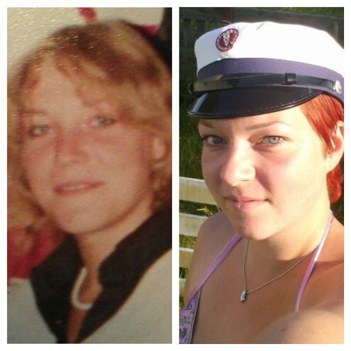 Mom And I- Now I See We Look Alike