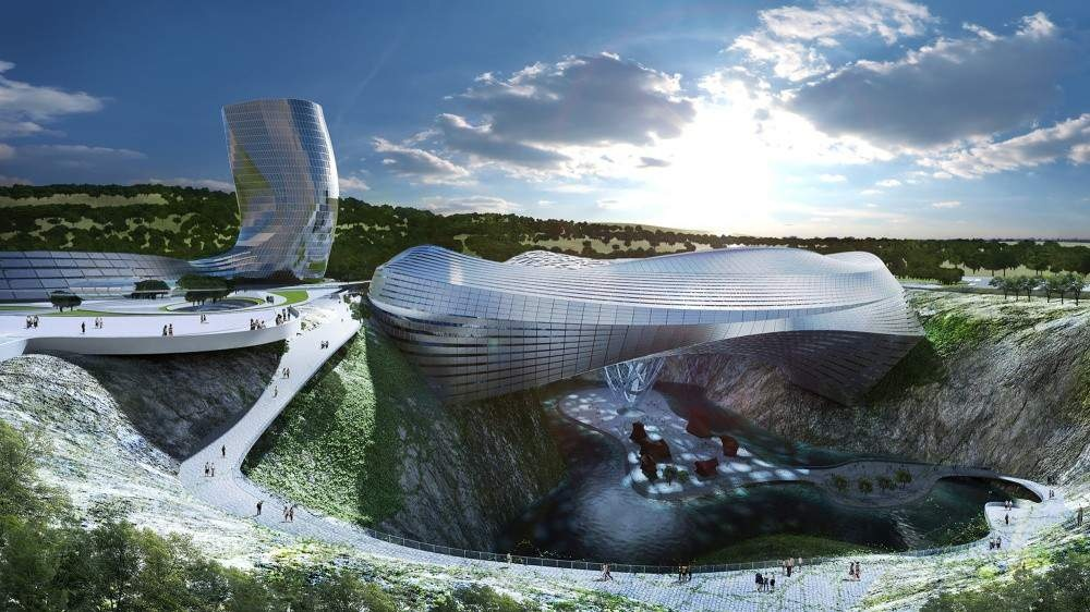 10 Awesome Futuristic Architecture Projects You Should Know