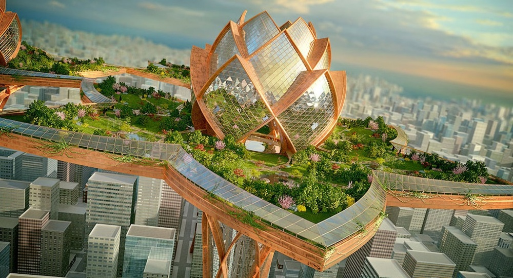 10 Awesome Futuristic Architecture Projects You Should Know!