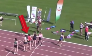 This Will Probably Be The Best Race Comeback You Will Ever See!