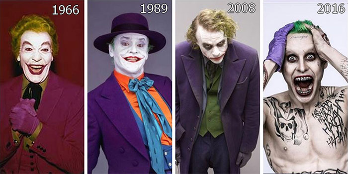 Facts You Didn't Know About the Joker