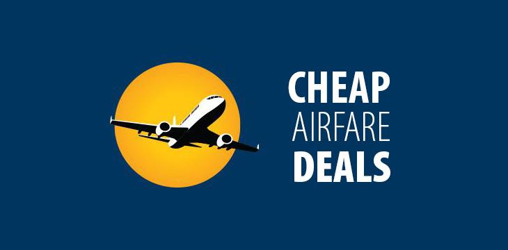 Landing Cheap Airfare Deals