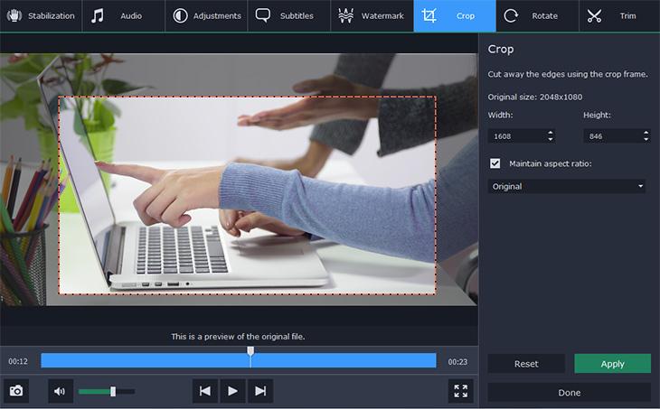 Convert Video Formats