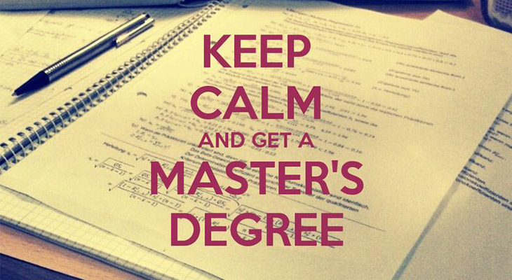 Is Master's Degree Actually Important?