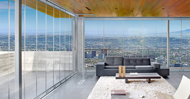Select the Right Moving Glass Wall System That Fits Your Style