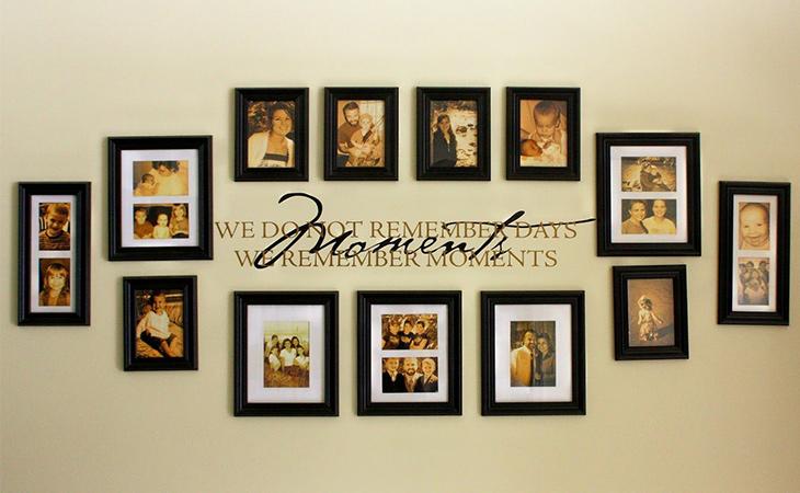 Memories Wall