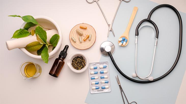 Herbal Or Medicine
