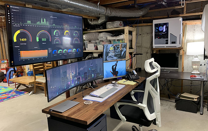 Make Use of Your Neglected Basement